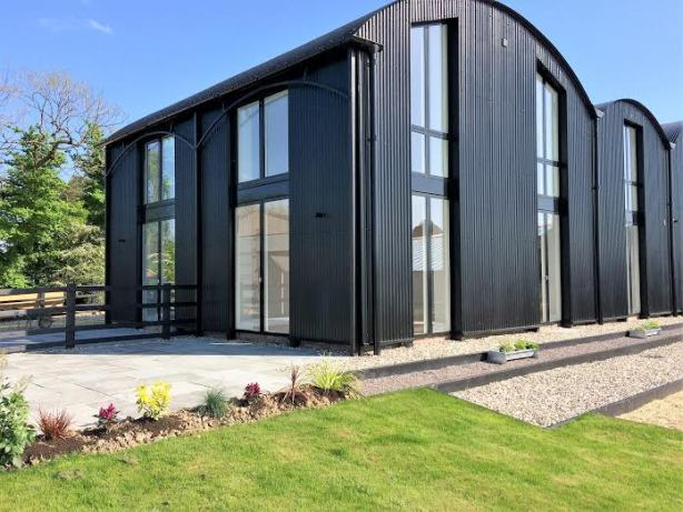 Dutch Barn Conversion To Residential Use Planning